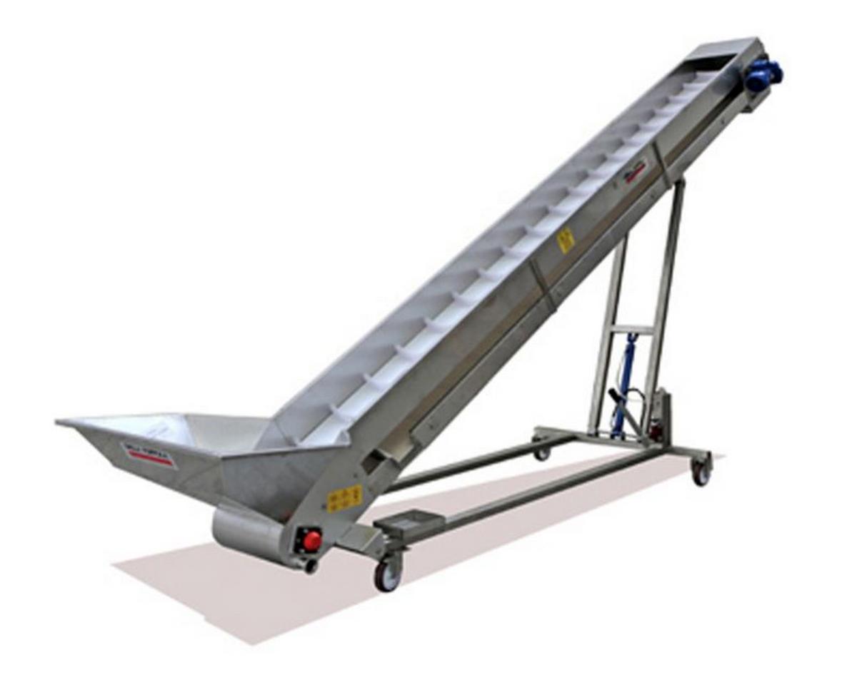 Conveyor Belts Della Toffola Pacific